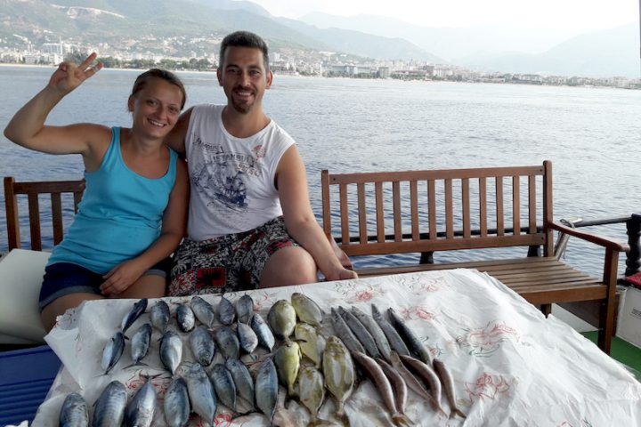 fishing tours in alanya