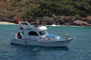 rent a yacht alanya
